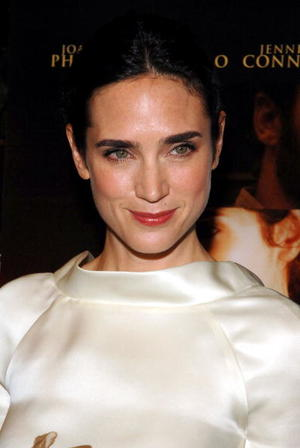 """""""Reservation Road"""" star Jennifer Connelly at the N.Y. premiere."""