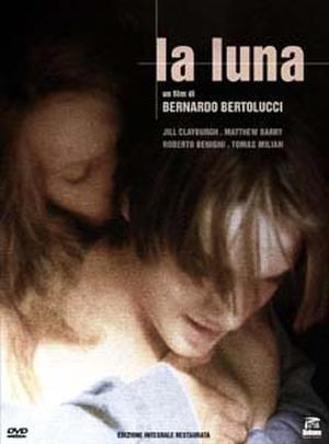 """Poster art for """"Luna."""""""