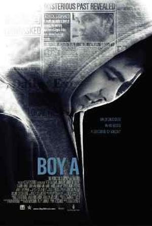 "Poster art for ""Boy A."""