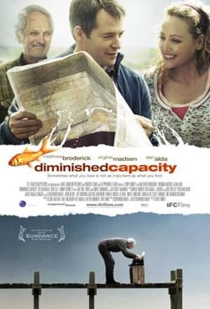 """Poster art for """"Diminished Capacity."""""""