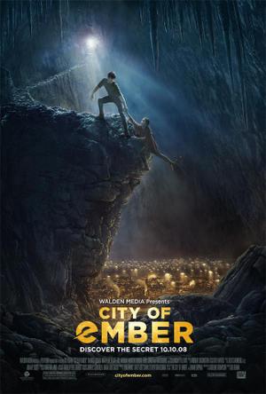 """Poster art for """"City of Ember."""""""