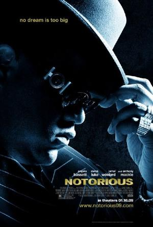 "Poster Art for ""Notorious."""