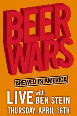 """Poster art for """"Beer Wars Live."""""""