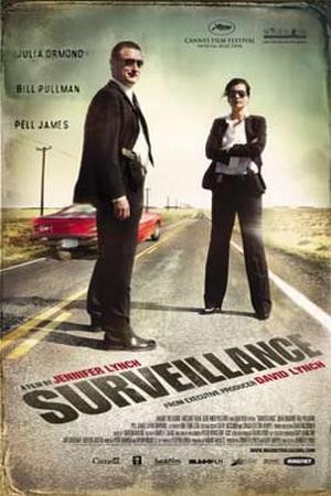 "Poster art for ""Surveillance."""