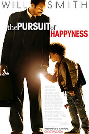 "Poster art for ""The Pursuit of Happyness."""