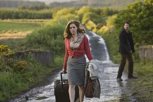 "Amy Adams and Matthew Goode in ""Leap Year."""