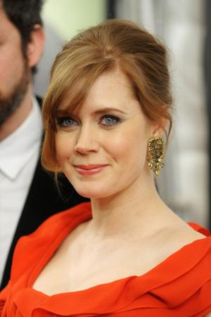 "Amy Adams at the New York premiere of ""Leap Year."""