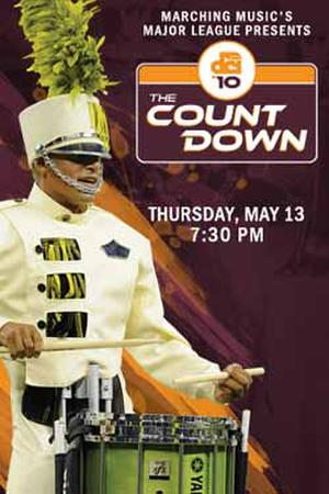 """Poster art for """"DCI 2010: The Countdown."""""""