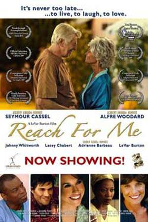 "Poster art for ""Reach for Me."""