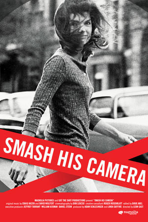 "Poster art for ""Smash His Camera."""