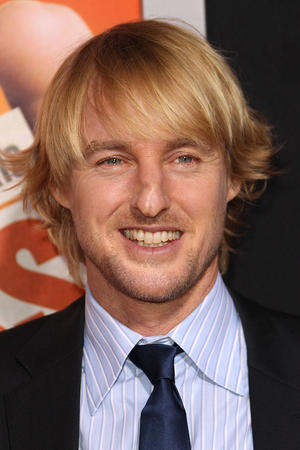 """Owen Wilson at the California premiere of """"Hall Pass."""""""