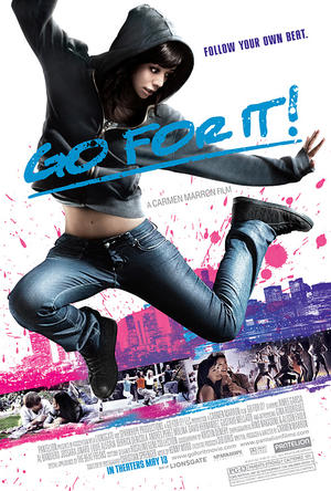 """Poster art for """"Go for It!"""""""
