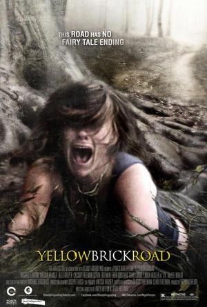"Poster art for ""YellowBrickRoad."""