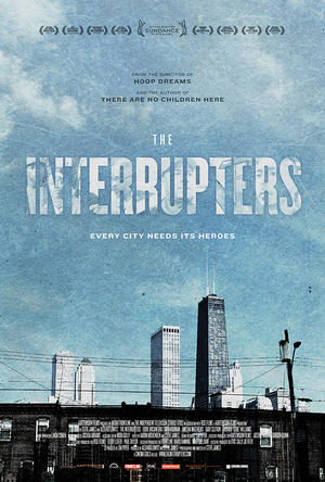 """Poster art for """"The Interrupters."""""""