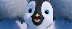 """Erik in """"Happy Feet Two."""""""