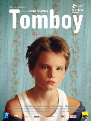 "Poster art for ""Tomboy."""
