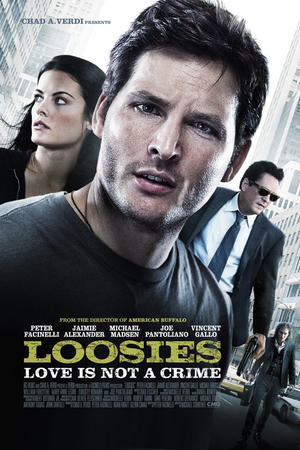 """Poster art for """"Loosies."""""""