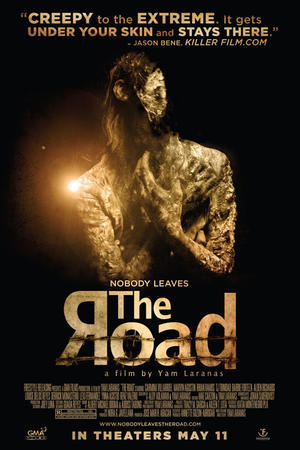 """Poster art for """"The Road."""""""
