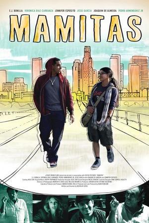 "Poster art for ""Mamitas."""