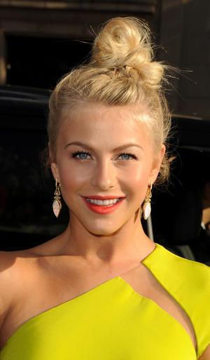"""Julianne Hough at the California premiere of """"Rock Of Ages."""""""