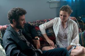 "Josh Radnor as Jesse and Elizabeth Olsen as Zibby in ""Liberal Arts."""