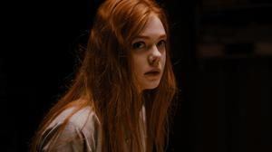 "Elle Fanning as Ginger in ""Ginger & Rosa."""