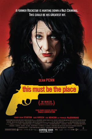 "Poster art for ""This Must Be the Place."""