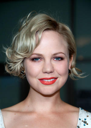 "Adelaide Clemens at the California premiere of ""Silent Hill: Revelation."""