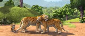 """A scene from """"Delhi Safari."""""""