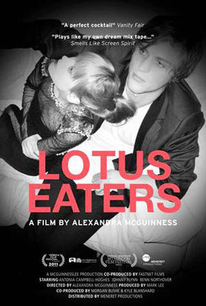 "Poster art for ""Lotus Eaters."""