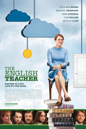 """Poster art for """"The English Teacher."""""""