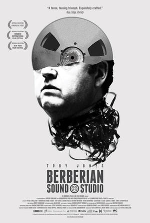 "Poster art for ""Berberian Sound Studio."""