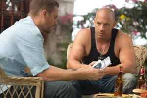 """Paul Walker and Vin Diesel in """"The Fast & Furious 6."""""""