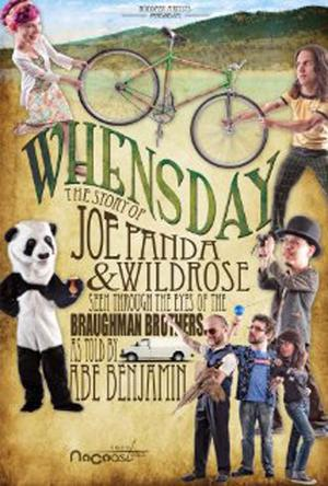 """Poster art for """"Whensday."""""""