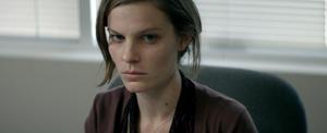 "Lindsay Burdge in ""A Teacher."""