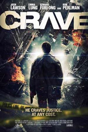 "Poster art for ""Crave."""