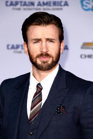 All the hottest photos from the 'Captain America' premiere