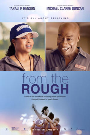 "Poster art for ""From the Rough"""