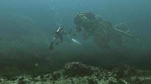 "Movie still for ""Poseidon Rex"""