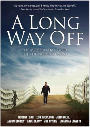 """Poster art for """"A Long Way Off."""""""