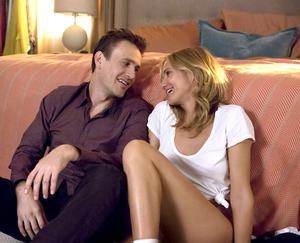 "Jason Segel and Cameron Diaz in ""Sex Tape."""