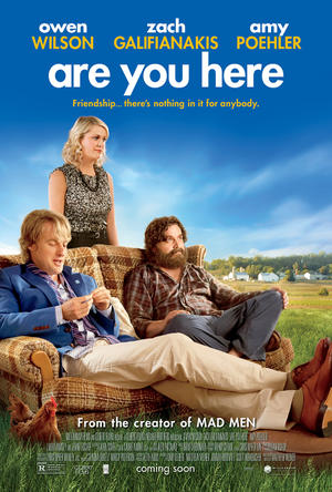 "Poster art for ""Are You Here."""