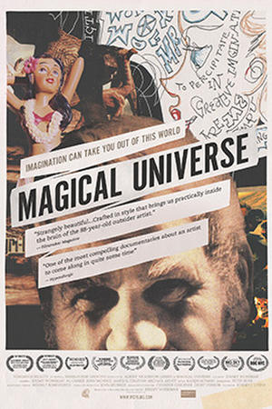 """Poster art for """"Magical Universe."""""""