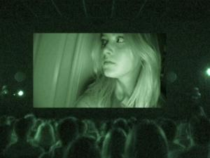 Paranormal Activity 4: Scared In Chelsea (Uk)