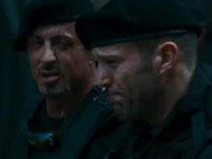 The Expendables: Sneak Peek
