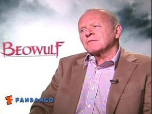 Beowulf: Anthony Hopkins Interview (Fandango.Com Movies)