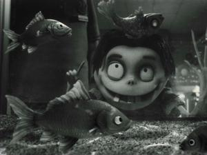 Frankenweenie: Goldfish Reanimation (Uk)