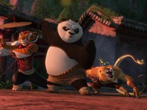 Kung Fu Panda 2 (Spanish Trailer 9)