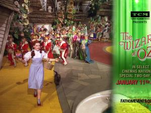 Tcm Presents The Wizard Of Oz