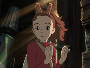 The Secret World Of Arrietty (Trailer 1)